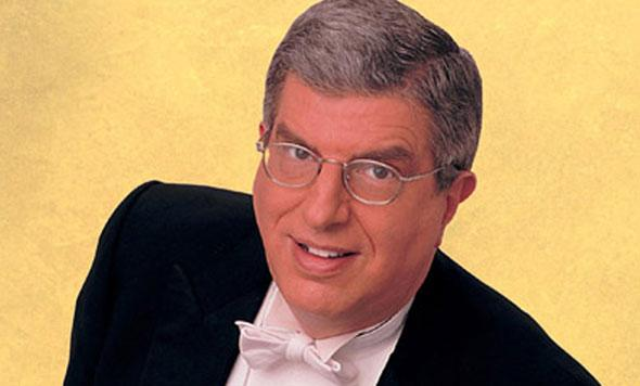 Composer and conductor Marvin Hamlisch (1944-2012)