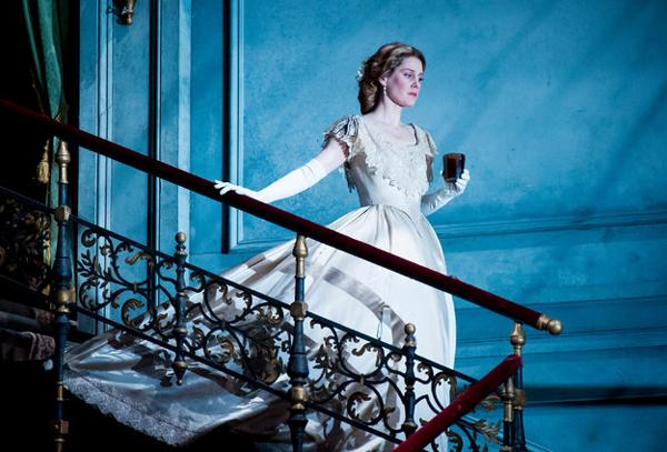 Swedish soprano Malin Bystrom sings the title role in Richard Strauss' ARABELLA.