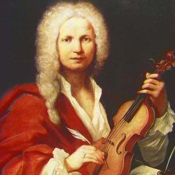 "Antonio Vivaldi (1678—1741). His first four violin concerti, known as ""The Four Seasons,"" were composed in 1723."