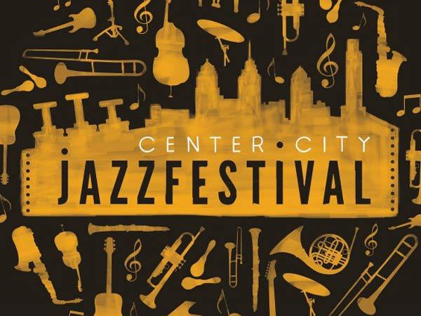 The third annual Center City Jazz Festival is scheduled for Saturday, April 19th