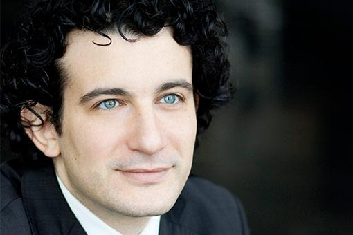 Conductor Alain Altinoglu