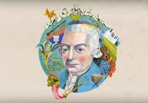 Carl Philipp Emanuel Bach (March 8, 1714 – December 14, 1788)