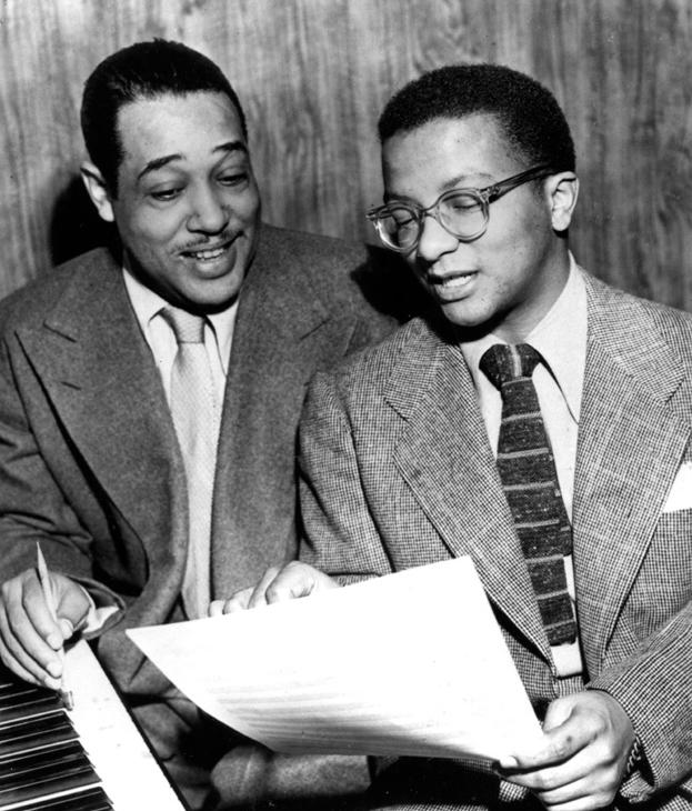 Duke Ellington and Billy Strahorn