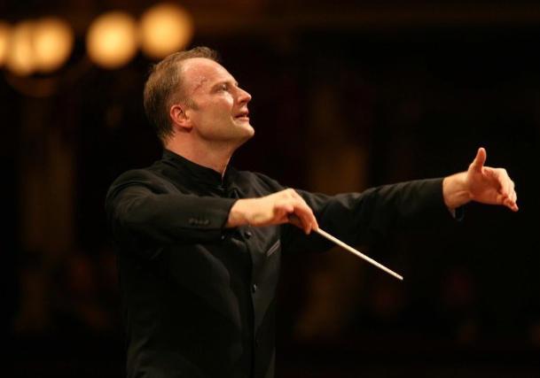 Italian conductor Gianandrea Noseda