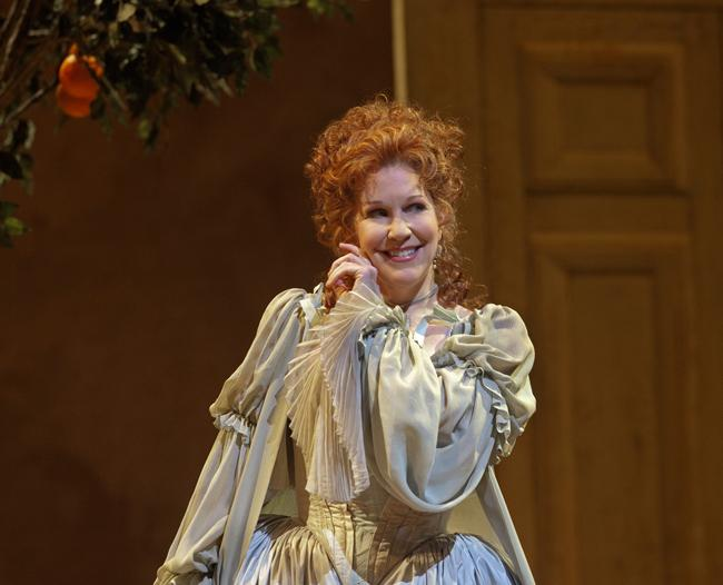Soprnao Joyce Didonato sings the title role in Rossini's LA CENERENTOLA, the final Met Opera broadcast in the 2013/2014 season.