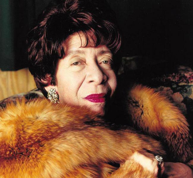 Jazz singer Shirley Horn (1934-2005)