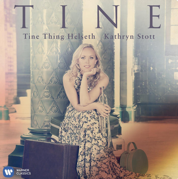 Tine Thing Helseth's 2013 CD release, TINE.