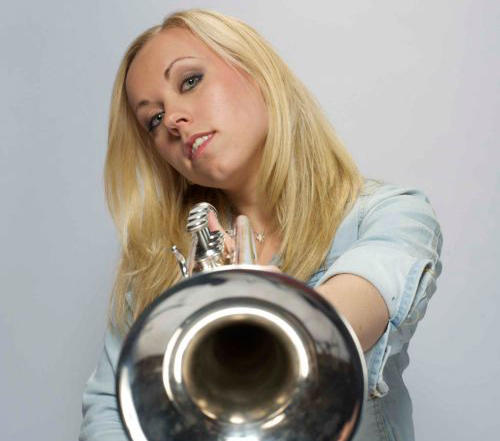 Norwegian trumpeter Tine Thing Helseth