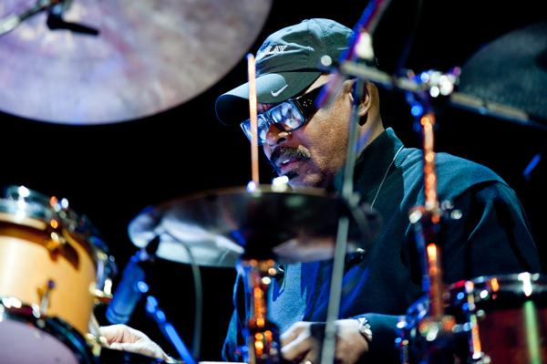 Drummer Harvey Mason