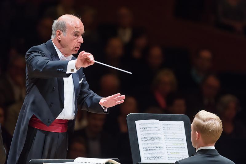 Conductor Matthias Bamert