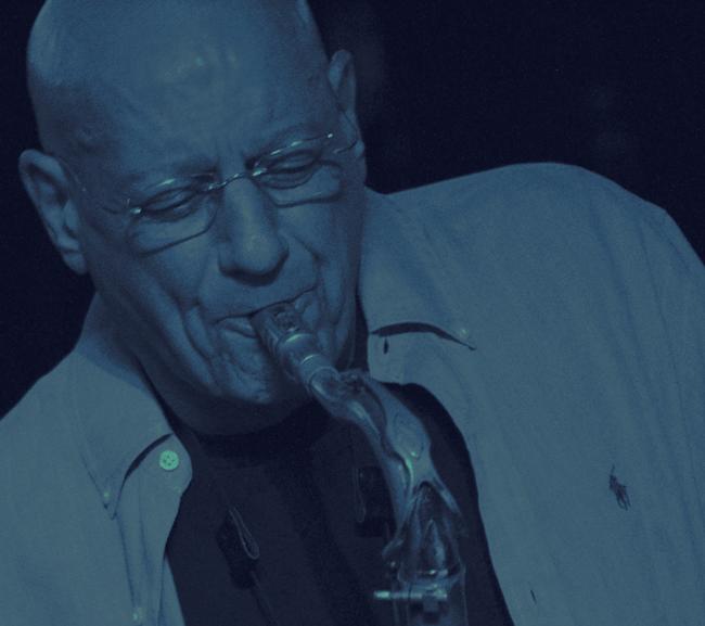 Tenor saxophonist Michael Pedicin