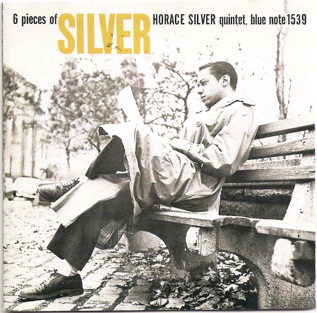 One of my favorite Horace Silver albums