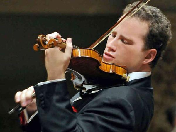 Danish-Israeli violinist Nikolaj Znaider performs Beethoven's Violin Concerto with the Philadelphians on WRTI, June 8 at 1 pm