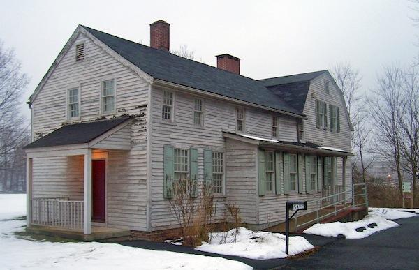 Ives House, Danbury, Conn. (Photo: Daniel Case)