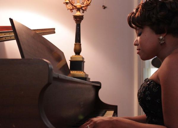 Vocalist Lauren Lark
