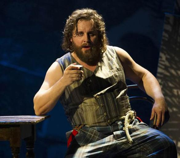 Tenor Michael Spyres sings the title role in Berlioz's Benvenuto Cellini.