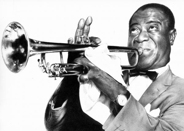 Louis Armstrong was born on August 4, 1901