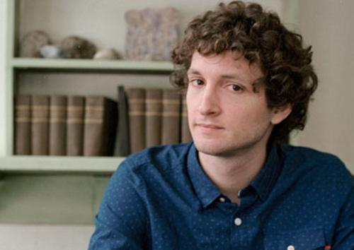 Sam Amidon sings and plays fiddle, guitar, and banjo.