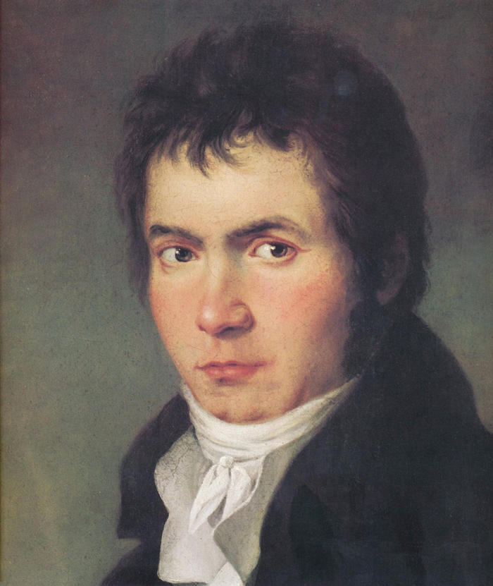 Ludwig van Beethoven, overwhelmed with his loss of hearing, wrote a letter to his brothers in 1802 while resting in Heiligenstadt, Austria.
