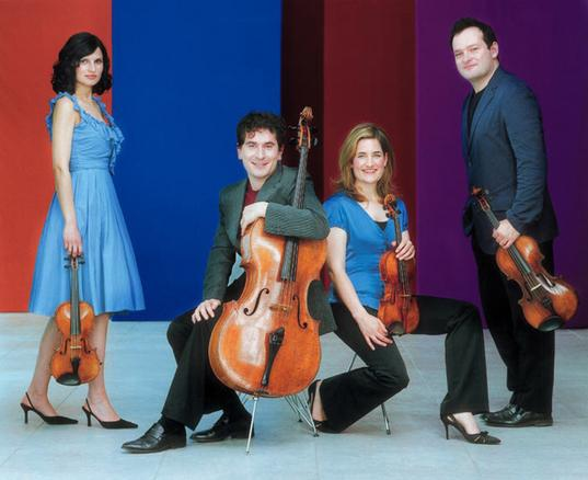 PCMS presents Belcea Quartet on October 17th at 8 pm at the Kimmel Center's Perelman Theater.