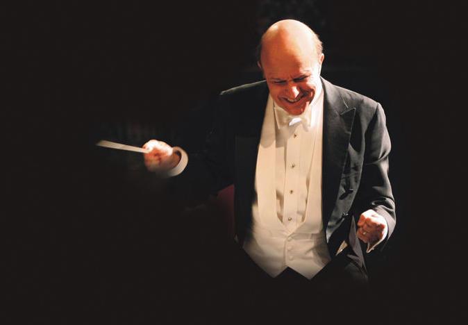 Maestro Stephen Gunzenhauser