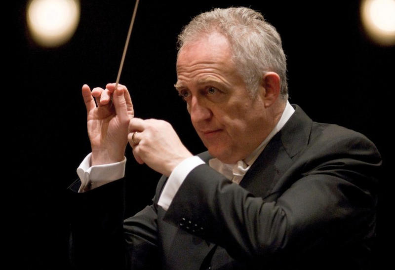 Conductor and composer Bramwell Tovey