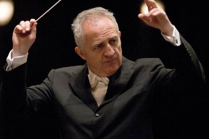 Bramwell Tovey is music director of the Vancouver Symphony Orchestra