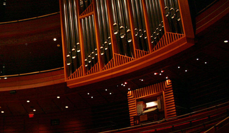 The star of the show: The Fred J. Cooper Memorial Organ at the Kimmel Center