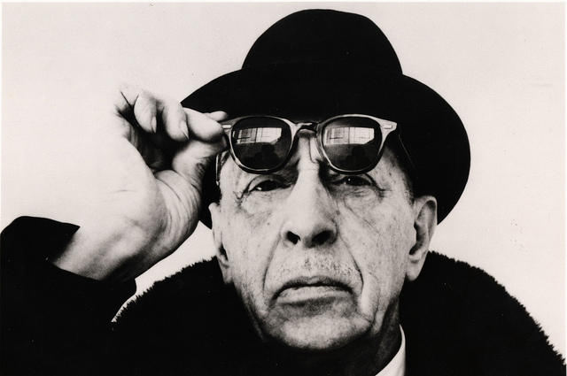Igor Stravinsky was reluctant to write a violin concerto...until a violinist changed his mind.