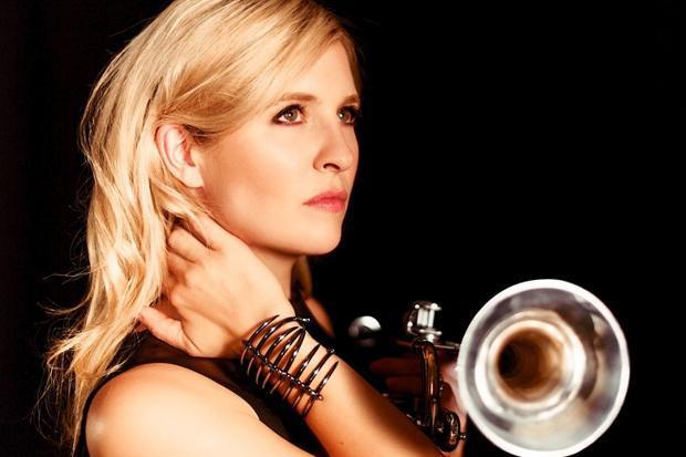 British trumpet soloist Alison Balsom
