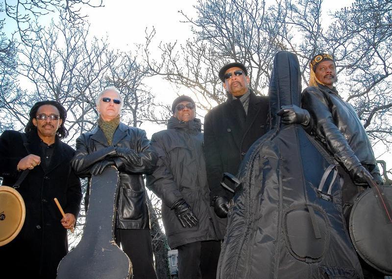 Warren Oree and the Apreggio Jazz Ensemble