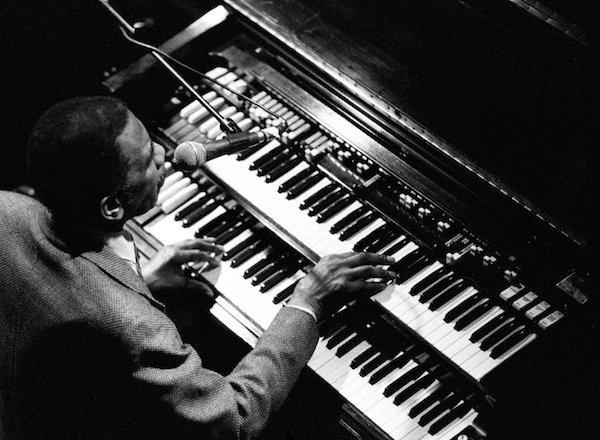 Jimmy Smith at the Hammond B-3