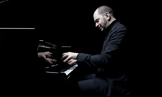 Pianist Kirill Gerstein is soloist in this re-broadcast of a concert from January, 2015.