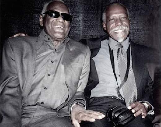 "Ray Charles, David ""Fathead"" Newman"