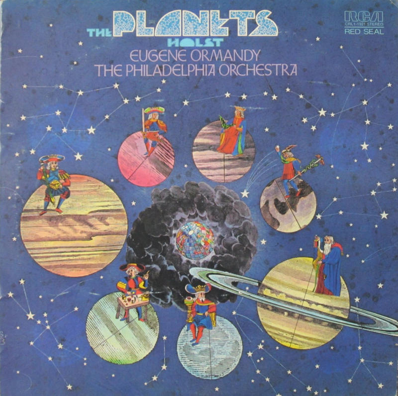 The Story About Gustav Holst's 'The Planets' | WRTI