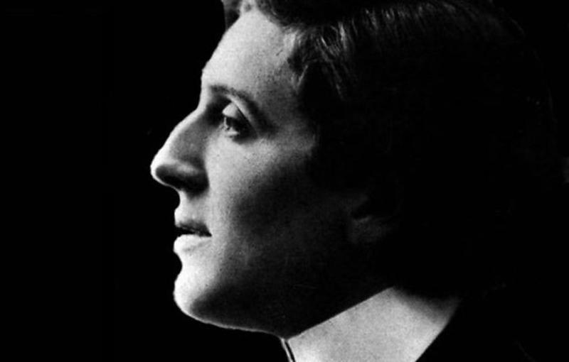 Composer Alban Berg (1885-1935)