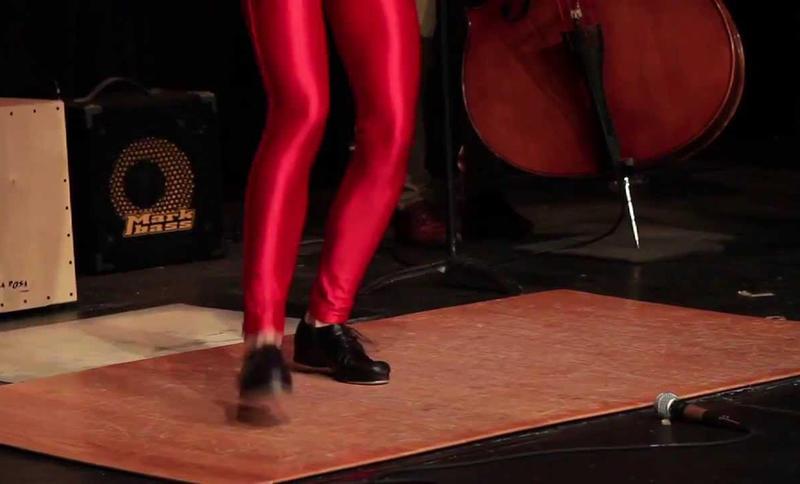 Pam Hetherington and the Jazz Tap Quartet