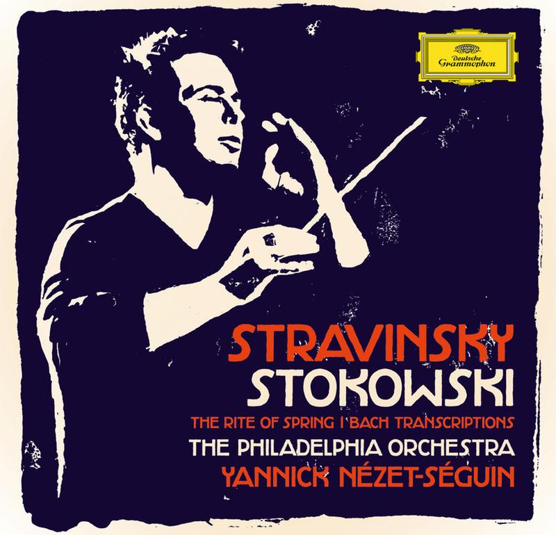 The Philadelphia Orchestra's 2013 Deutsche Grammophon recording with the ensemble's eighth music director, Yannick Nezet-Seguin, conducting.