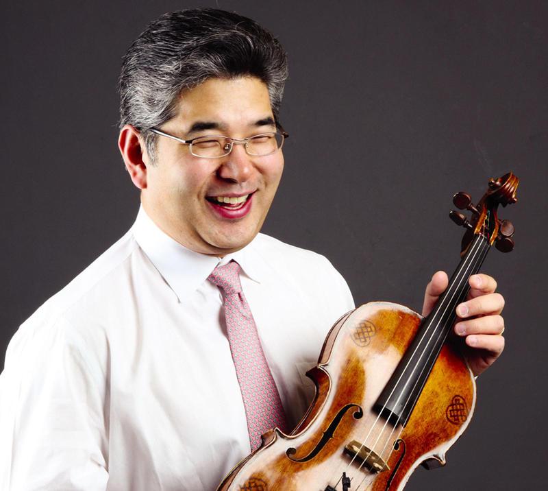 Philadelphia Principal Violist CJ Chang