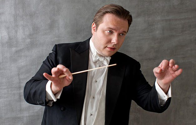 gnat Solzhentisyn is conductor laureate of the Chamber Orchestra of Philadelphia