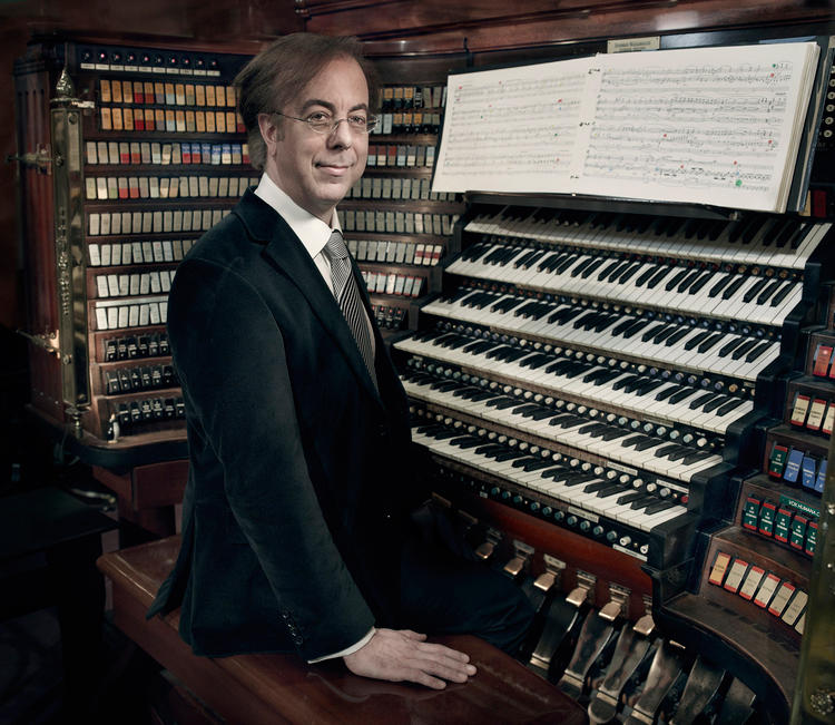 Wanamaker Grand Court Organist Peter Richard Conte