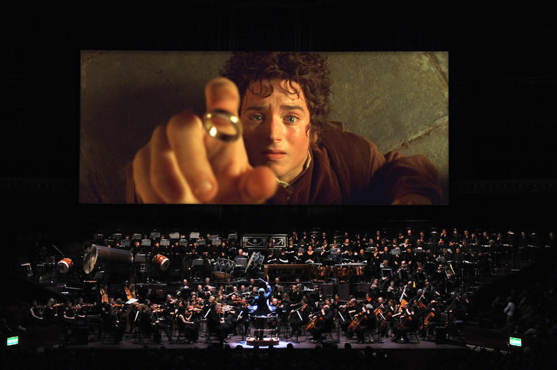 Many of Grammy-winning composer Howard Shore's orchestral film scores have been performed live all over the world alongside projections of the films.