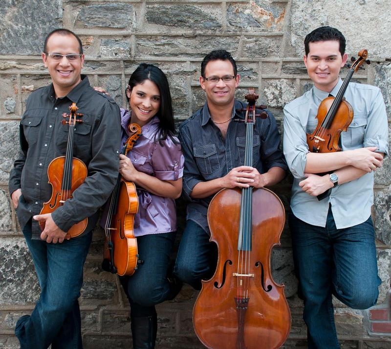The Dali Quartet