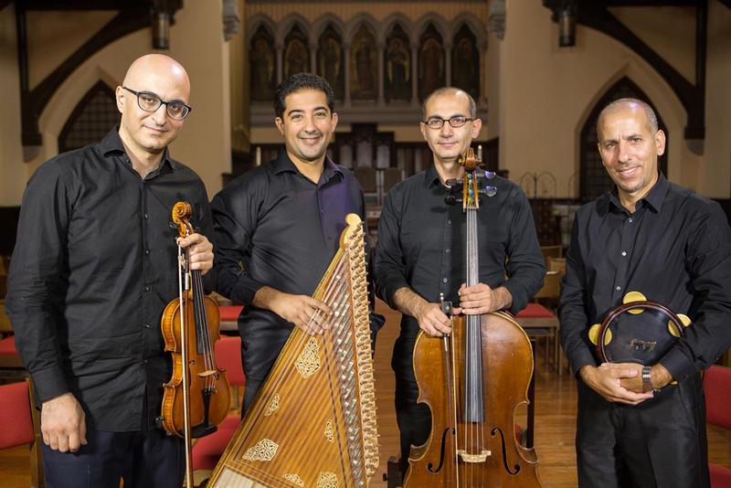 The Al-Bustan Takht Ensemble