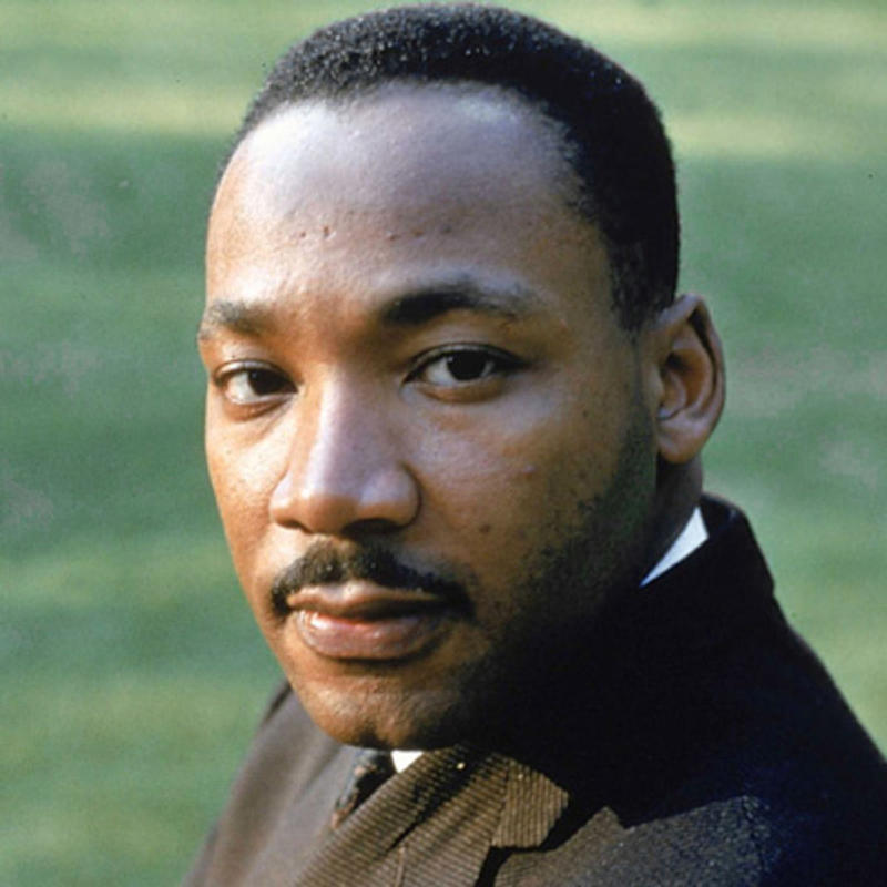 Rev. Dr. Martin Luther King, Jr. (1929–1968)