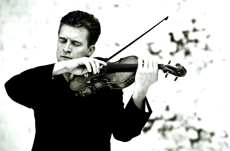 Violinist Christian Tetzlaff is soloist in this concert broadcast from January, 2016