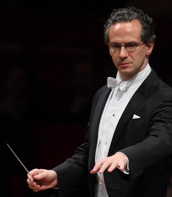 Fabio Luisi Conductor Fabio Luisis Passion forPerfume WRTI