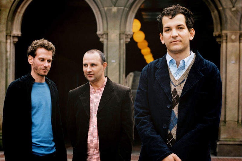The Brad Mehldau Trio performs at World Cafe Live on Tuesday, April 19th.