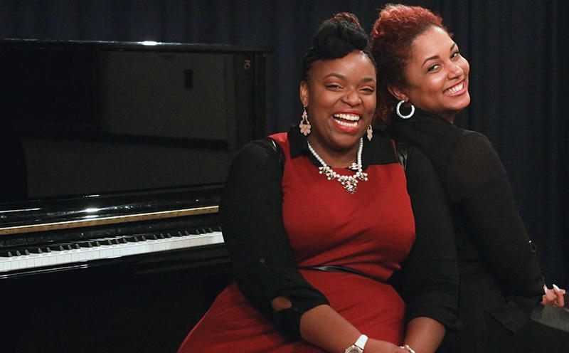 Pianist Kendrah Butler and vocalist Shamika Byrd present their residency project, The presence of Jazz and Faith of the African American experience, at the Kimmel Center on June 11th at 8 PM