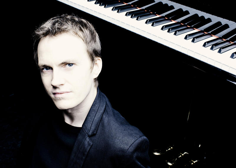 Pianist Alexandre Tharaud